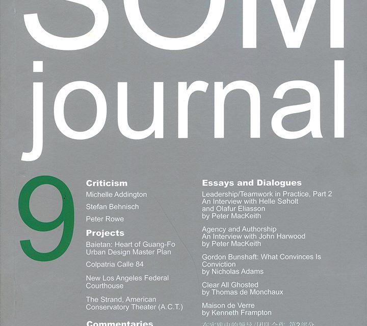 SOM Journal 9
