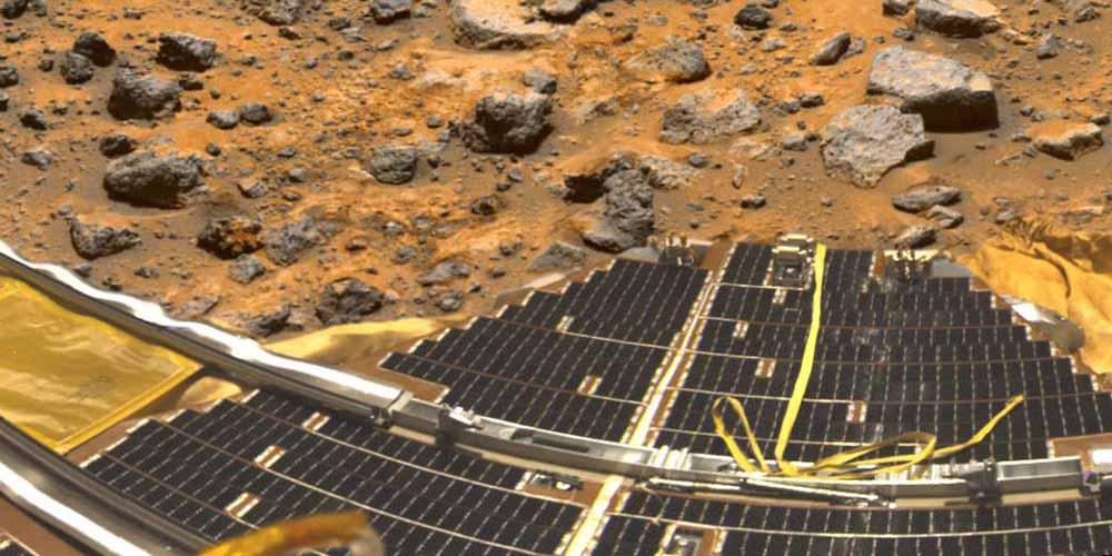 Keep Mars Clean!