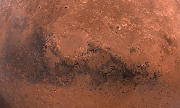 Salty Liquids on Mars – Present, But Not Habitable?