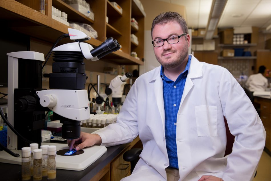 NIH Awards $440,000 to U of A Neurobiologist for Gene Research