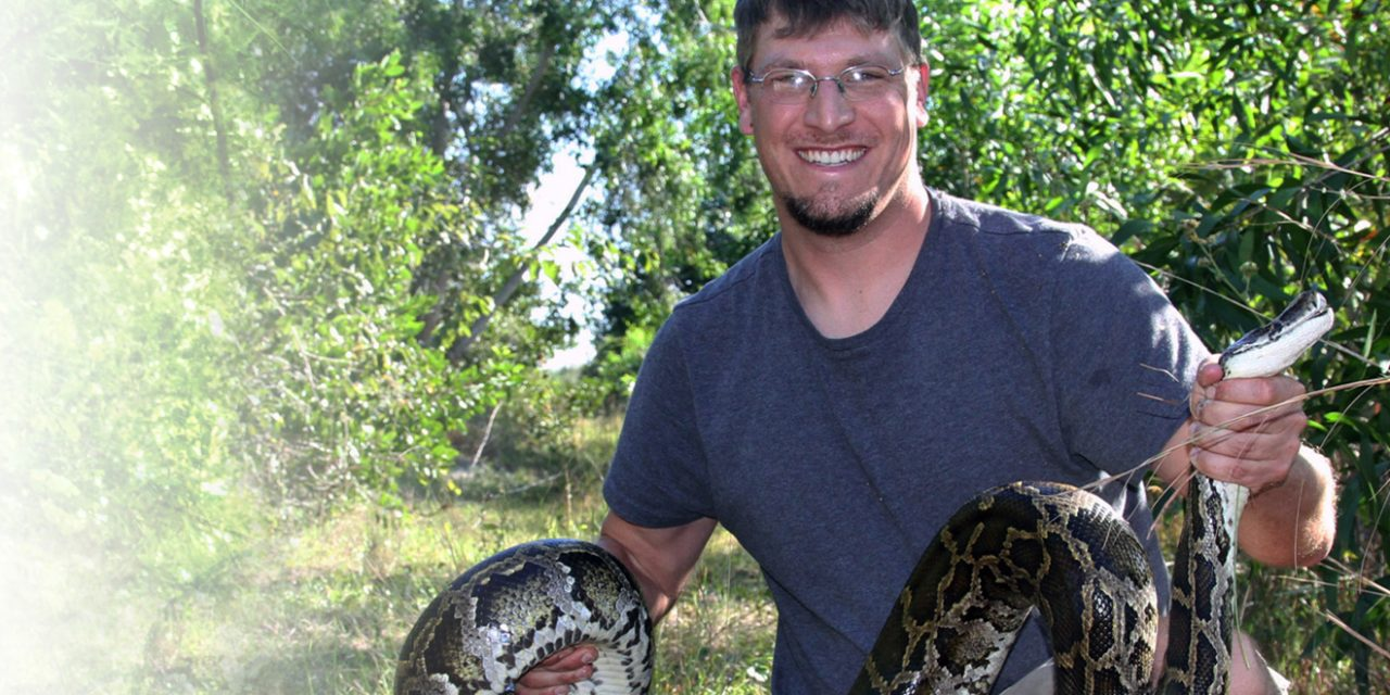 Strong Evidence That Invasive Pythons Are Altering The Everglades Ecosystem