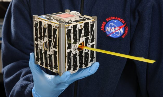 NASA Selects Arkansas' First CubeSat