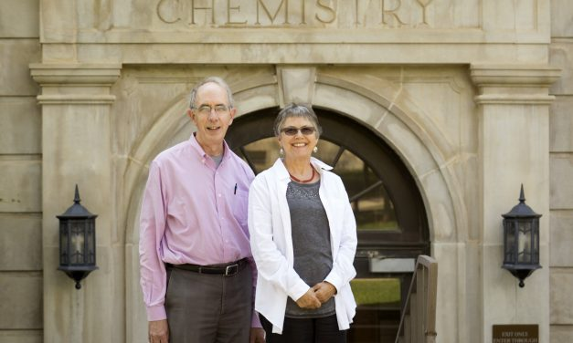 Chemists Receive NSF Award to Further Understanding of Lipids and Proteins