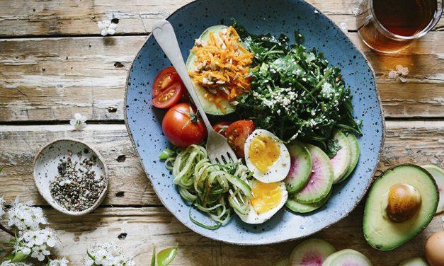 Better Living Through Better Eating