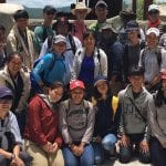 Undergrads Travel to Thailand on Research Trip