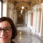 Hammond Uses Kluge Fellowship for Research at the Library of Congress