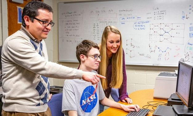 Honors Students Study Two-Dimensional Materials One Number at a Time