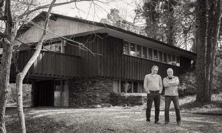 'A House of the Ozarks'; Exploring Arkansas' Most Important Architect