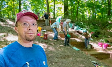Demystifying Lockesburg: Archeologist Discusses Caddo Dig