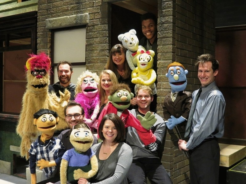 Department of Theatre Brings Hit Broadway Comedy 'Avenue Q' to Northwest Arkansas