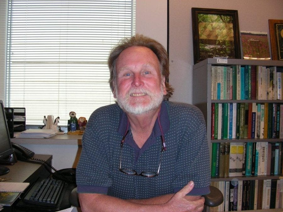Campus, Colleagues Mourn Passing of Distinguished Professor