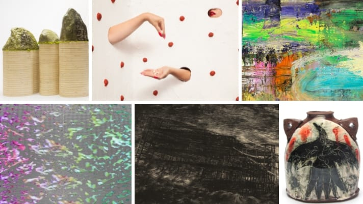 School of Art Faculty Show Their Artistic Side at Walker Stone House
