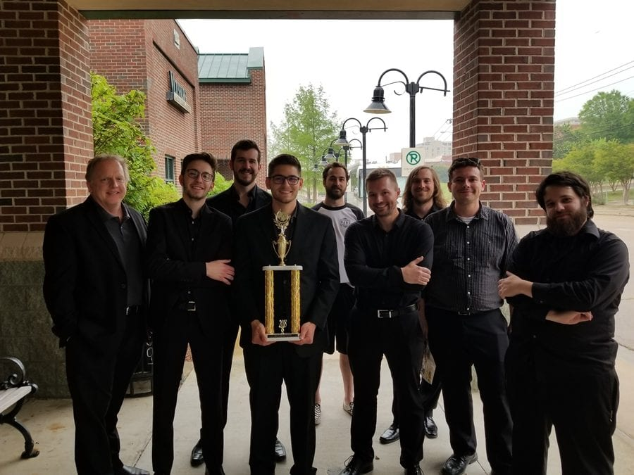 UA Jazz Lab Ensemble Completes Successful Tour With Big Win