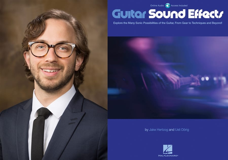 Music Faculty Jake Hertzog Authors New Innovative Text on Guitar