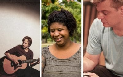 Fulbright College Faculty and Alumna Receive Arkansas Arts Council Fellowships