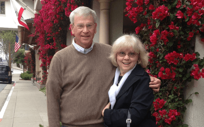 A Q&A with Alumni and Donors Larry G. and Fern M. Martin