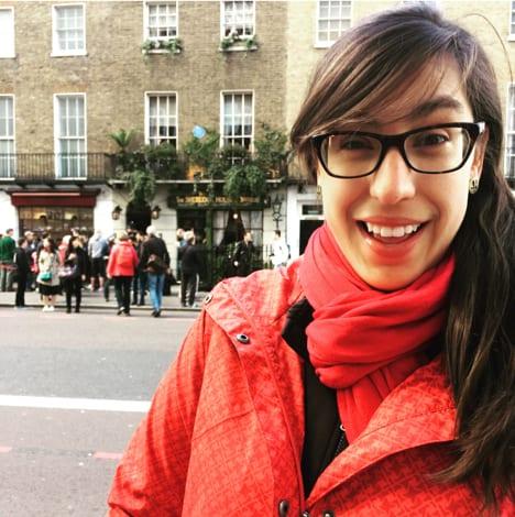 A Q&A with Fulbright College Alumna Ashley Robinson