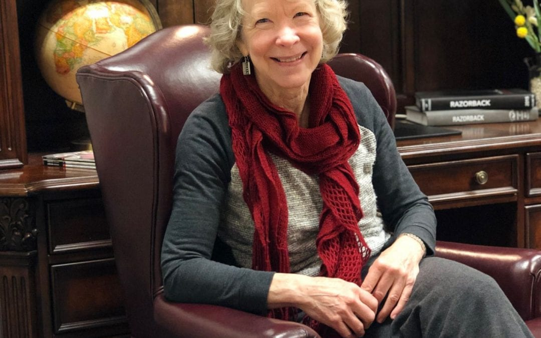 A Q&A with Fulbright College Dean's Office's Dawn Fisher