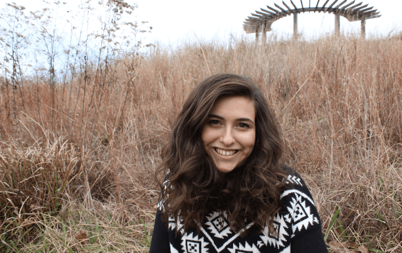 A Q&A with International Studies, French and Political Science Major Maya Ungar