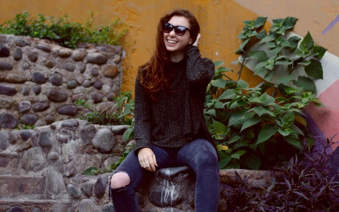 A Q&A with Anthropology, Biology and Latin American Studies Major Katjana Wiederkehr