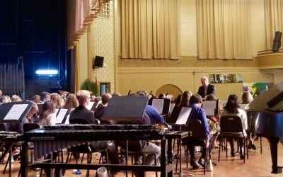 Wind Ensemble Tour Highlights Music and Milestones of the Civil Rights Movement