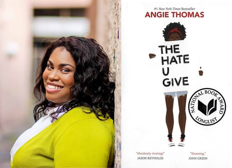 One Book, One Community 2019 Features Author Angie Thomas and 'The Hate U Give'