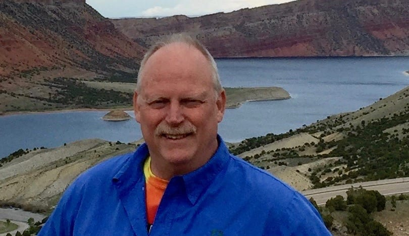A Q&A with Geosciences' Christopher Liner