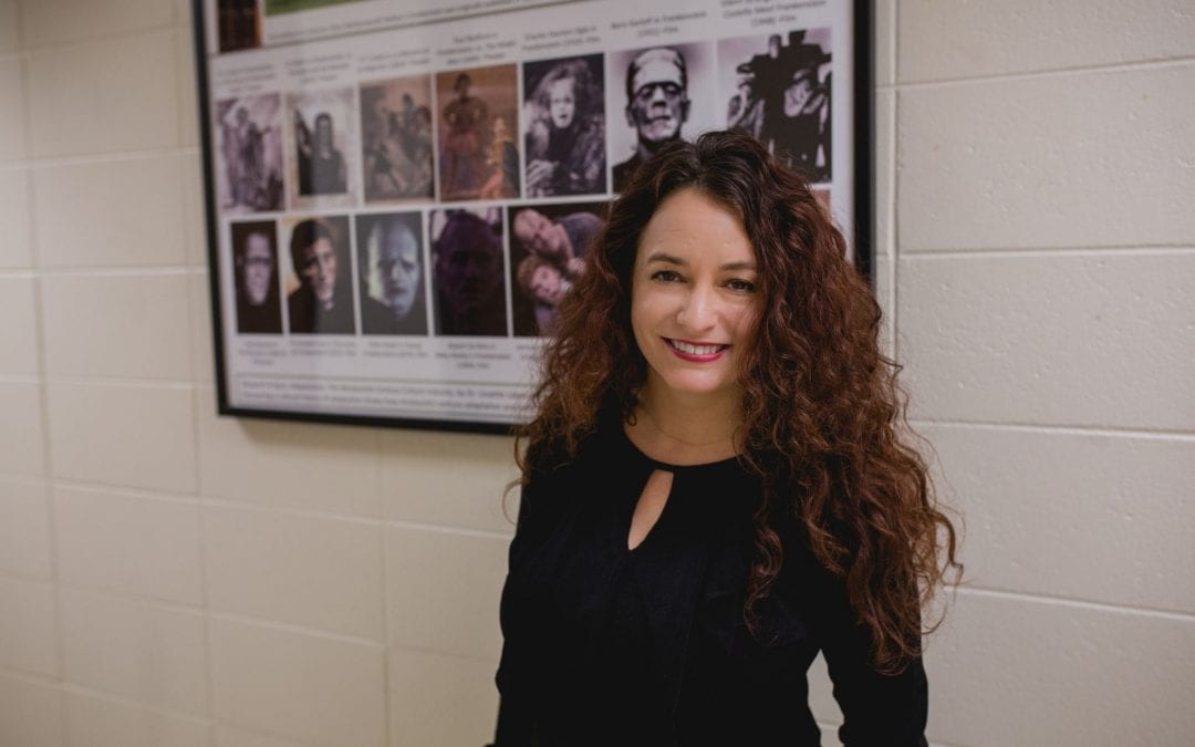 A Q&A with English's Lissette Lopez Szwydky