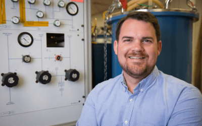 Fulbright College Physicist Receives NSF CAREER Award for Nanowire Research