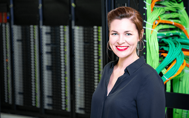 A Q&A with Communication's Stephanie Ricker Schulte