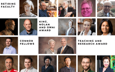 Celebrating Fulbright College's 2019 Retirees and Faculty Awardees