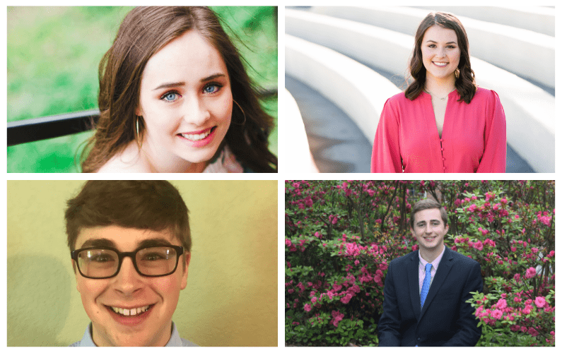 Fulbright College Introduces 2019 Sturgis Fellows