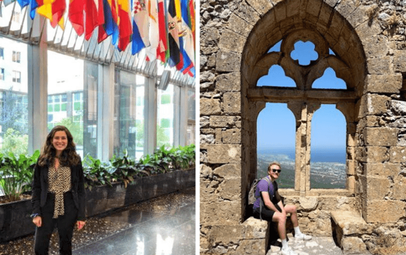 International and Global Studies Students Participate in State Department Internships