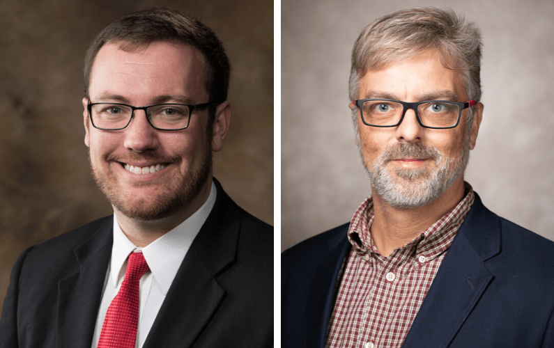 Fulbright College Names New Development and External Relations Team Members