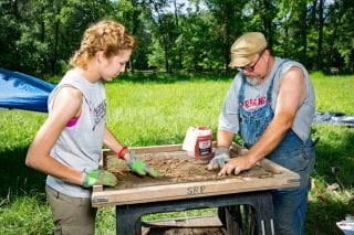 Lee Town Archeology Dig