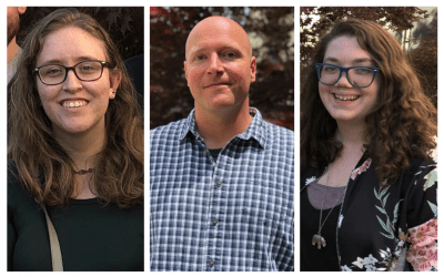 Three English Graduate Students Publish in Scholarly Journals