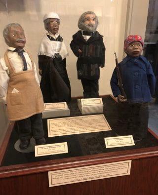 Bertabel Dolls Exhibit