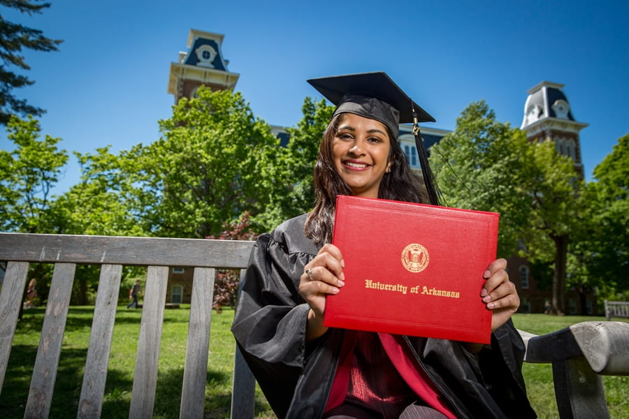 Fulbright College Virtually Celebrates Spring 2020 Graduates, With Commencement Sites and More