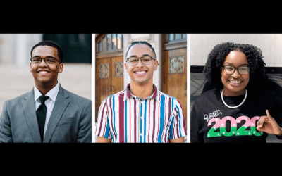 Fulbright College Honors Students Selected for Prestigious Congressional Black Caucus Internship