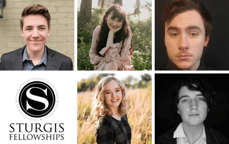 U of A's Fulbright College Introduces 2020 Sturgis Fellows