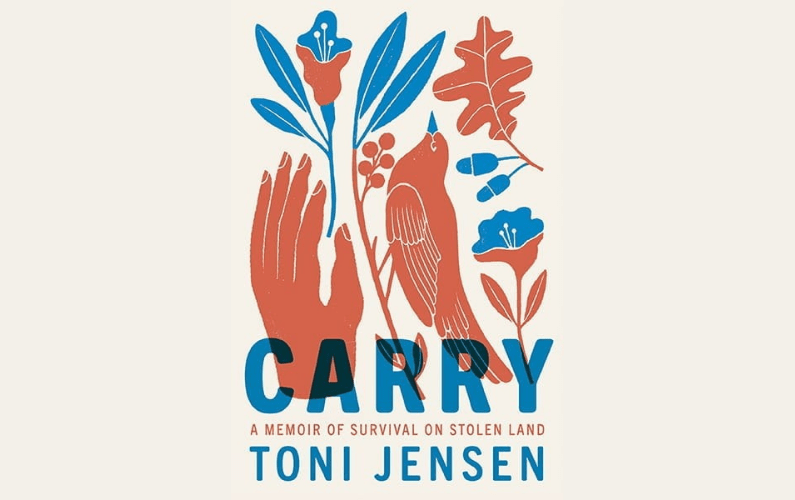 English Professor Toni Jensen Releases New Collection of Essays