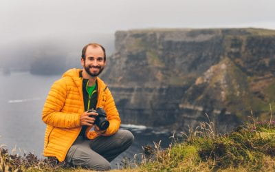 A Q&A with Fulbright College Alumnus Stephen Ironside