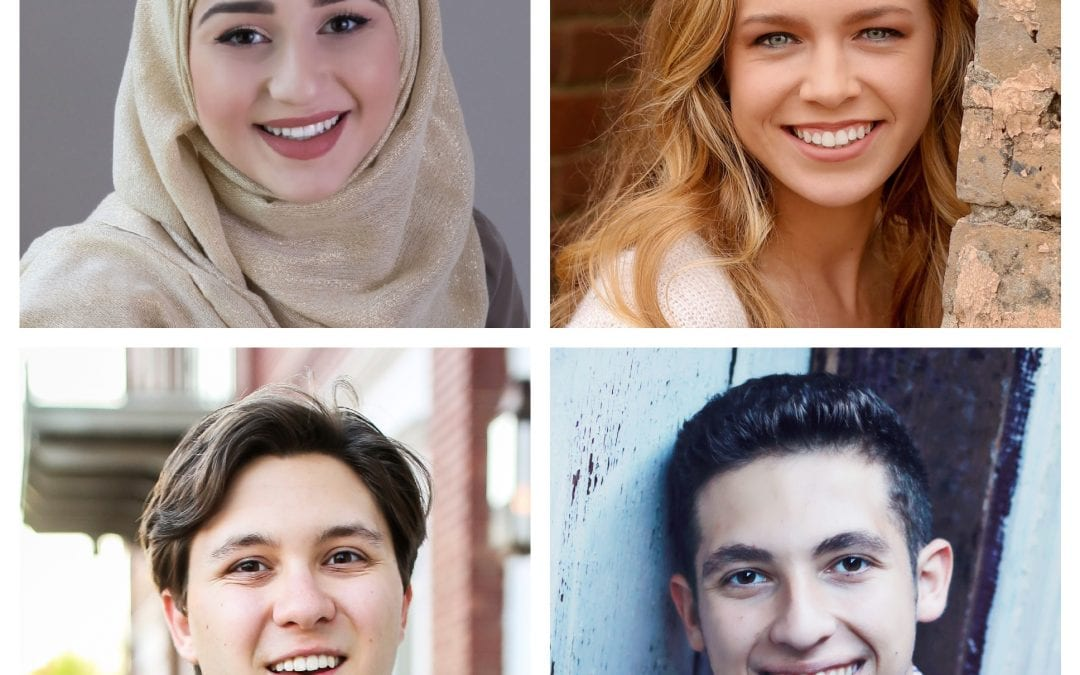 Fulbright College Introduces 2018 Sturgis Fellows