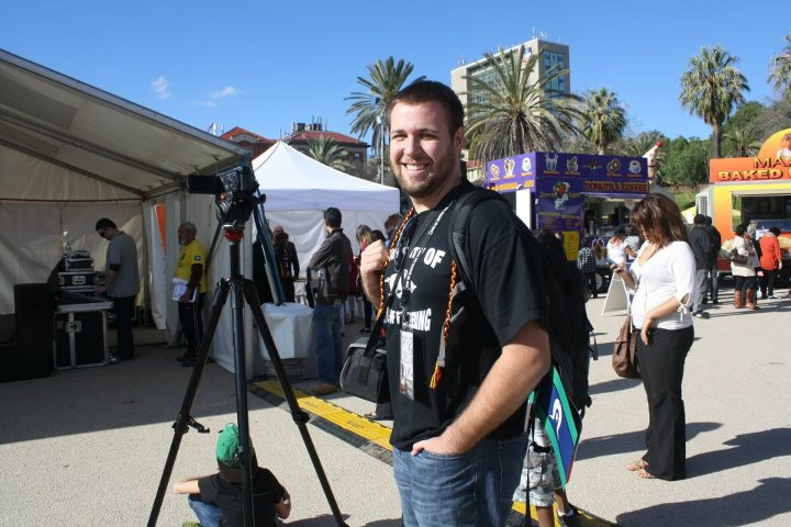 Learning through the Lens: Video Production & Film in Australia with Adam Osmon