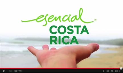 esencial costa rica re-branding video