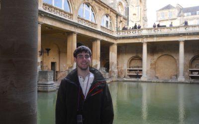 Stephen Bentel: Learning the Lingo in London