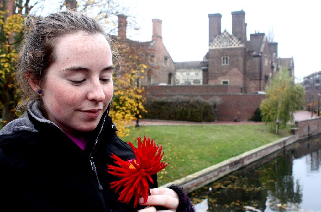 Lydia Thompson: Snapshot from Cambridge