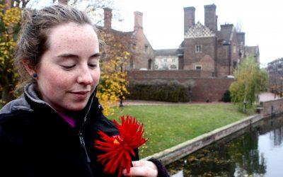 Lydia Thompson: Snapshot from Cambridge