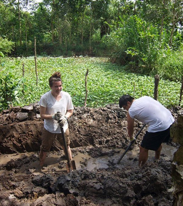 Service Learning in Vietnam: Colleen Kretzer Helps Launch a New Program