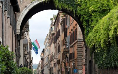 Devynne Diaz: First Steps in Italy